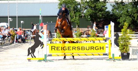 Aletta b Reigersburgh Hindernis